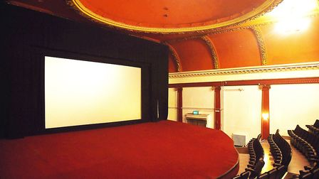 Screen One at the Majestic Cinema in King's Lynn. Picture: Ian Burt