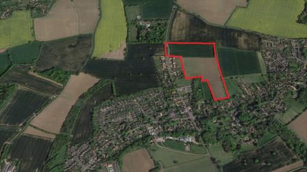 Two new developments have been planned for 255 new homes in Brooke.Plans for new homes on High Green