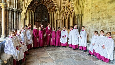 NNF18 - Norwich Cathedral Choir. Photo: Paul Hurst