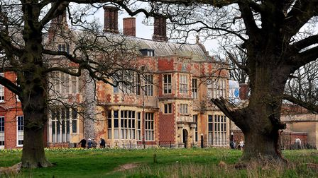 Felbrigg Hall, which is hosting a Made in Norfolk event on May 30Photo: BILL SMITH
