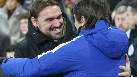 Norwich pushed FA Cup holders Chelsea all the way over two ties Picture: Paul Chesterton/Focus Image