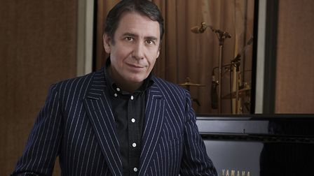Jools Holland Picture: MARY MCCARTNEY
