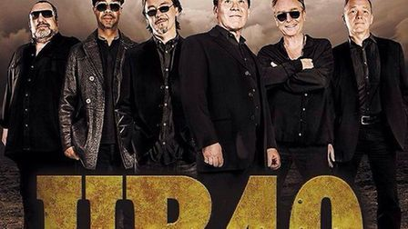 UB40 played at Nowton Park in Bury St Edmunds in the final festival concert. Picture: OEPLIVE