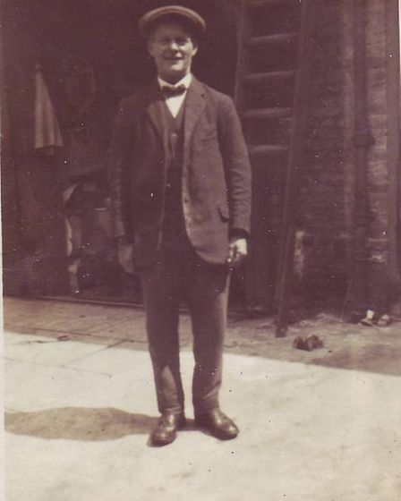 My grandfather Joseph: Tragedy was never far from his life.