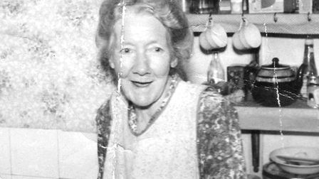 Lizzie in later life