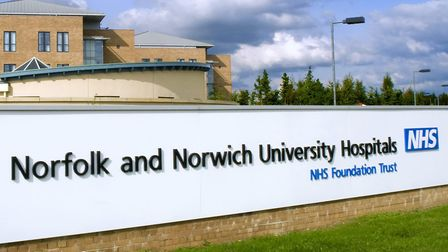 The Norfolk and Norwich University Hospital. Photo: NNUH