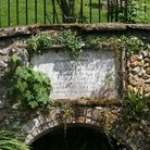 St Withburga's Well at Dereham. The alleged healing powers of the well proved a major attraction for