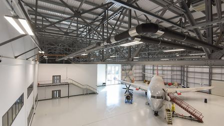 The International Aviation Academy, Norwich. Picture: Submitted