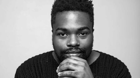 Gabriel Mokake is currently appearing in the show Hamilton.Photo: Sam Harrison-Baker