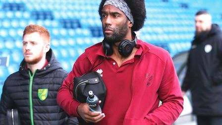 Cameron Jerome had a bit-part role in the final months at Norwich City. Picture: Paul Chesterton/Foc
