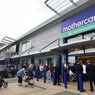 Mothercare is to close 50 stores as part of a company voluntary arrangement. Picture: ANTONY KELLY