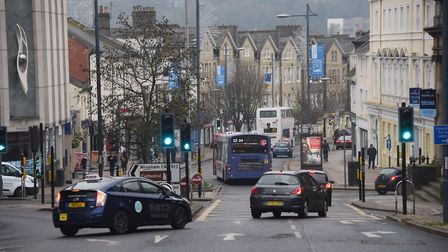 A decision will be made today over a shake-up for the area around Prince of Wales Road in Norwich. P