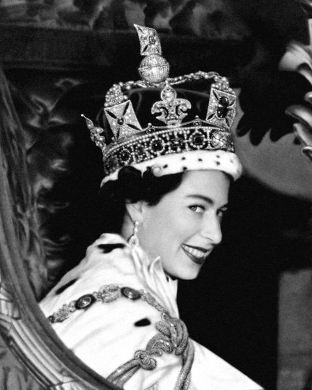 Queen Elizabeth II, who succeeded her father King George VI on February 6, 1952, after her coronatio