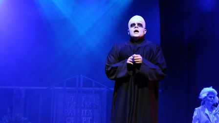 Sprowston Community Academy is performing a production of the musical comedy The Addams Family.Photo