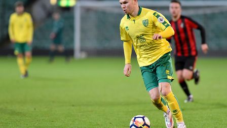 Glenn Middleton admits his Norwich City exit reduced him to tears. Picture: Archant