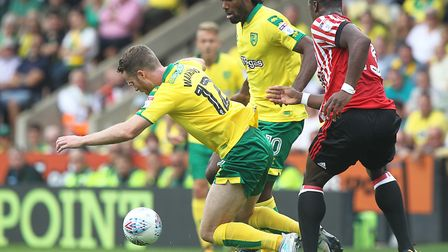 Marley Watkins' first season at Norwich City never got going. Picture: Paul Chesterton/Focus Images