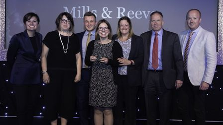 UK law firm Mills and Reeve was among the winners at the fourth annual Legal Week Awards held in Lon