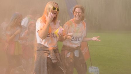 Colour Dash will be coming to Hunstanton in August Picture: Chris Bishop