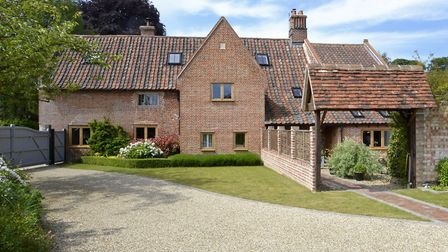 Orchard House, Bramerton; for sale with Brown & Co. www.brown-co.com