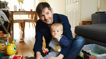 Matt Coyne, Man vs Baby who is teaming up with Sarah Turner, The Unmumsy Mum, for a We Got This tal