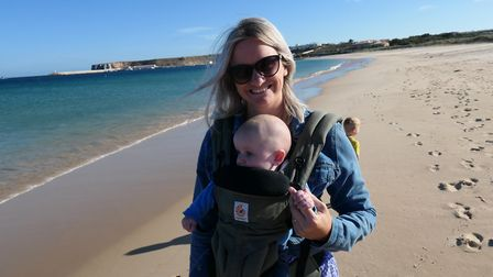 Sarah Turner, The Unmumsy Mum, who is teaming up with Matt Coyne, Man vs Baby, for a We Got This tal