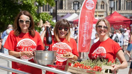 Scenes from Norwich Food & Drink Festival 2017 Picture: Keiron Tovell Photography