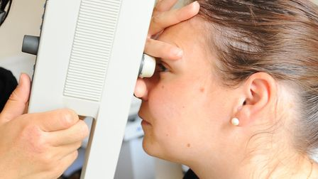Almost 18,000 people in Norfolk are at risk of losing their sight due to diabetes, research claims.