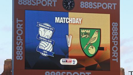 Norwich City head to St Andrew's to take on Birmingham City on the opening day of the 2018/19 season