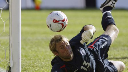 Robert Green is leaving Huddersfield Picture: PA