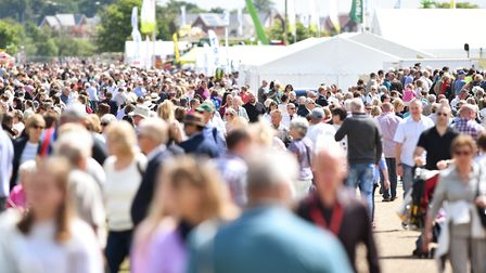 Royal Norfolk Show 2016.Picture: James Bass