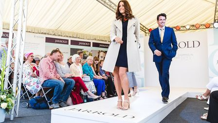 Check out some of the latest trends and designs at the Jarrold Fashion Show. Picture: Royal Norfolk