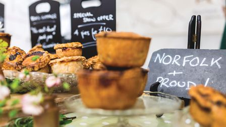 The Adnams Food and Drink Experience is the place to go to sample the best of Norfolk produce. Pictu
