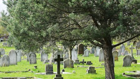 The cost of funerals is under scrutiny by the treasury and CMA. Picture: Ian Burt