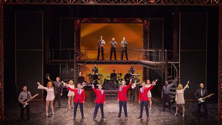 Jersey Boys is coming to Norwich Theatre Royal. Photo: Brinkhoff-Moegenburg