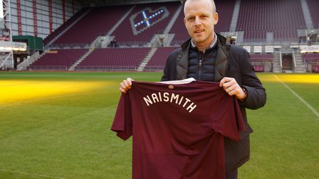 Steven Naismith joined Hearts on loan from Norwich City in January, and went on to make 16 appearanc
