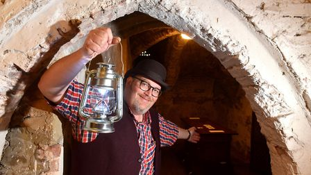 The Museum of Norwich at the Bridewell is turning its undercroft into an escape room game.Aladair Wi