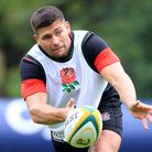 Ben Youngs will be the most-capped player in England's squad for the first Test against South Africa