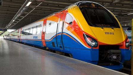 An East Midlands train. Picture: Archant Library