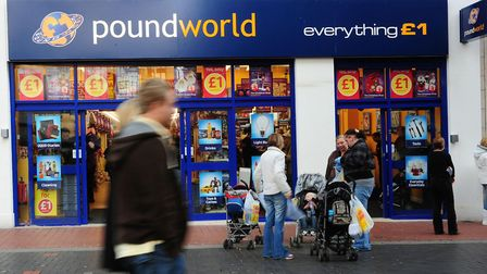 Poundworld is about to appoint administrators according to reports Picture: Anna Gowthorpe/PA Wire