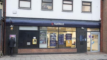 NatWest has closed the most bank branches Picture: Nick Butcher