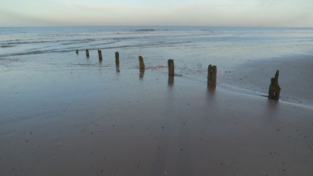 Brancaster beach. Picture: JACKIE MOORE