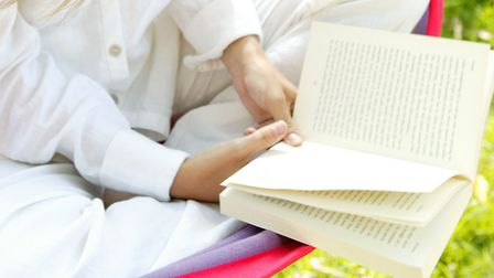 Summer is the ideal time for reading. PHOTO: Archant