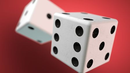 A reader thinks that opening a gambling shop in central Norwich was a bad bet.