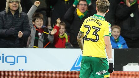 James Maddison had a good relationship with Norwich City supporters Picture by Paul Chesterton/Focu
