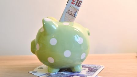 More people are saving regularly, the Lloyds Bank Savings Report found. Picture: Sonya Duncan
