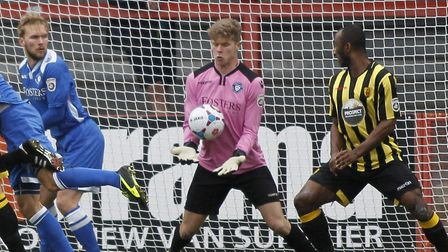 Ben Killip spent time on loan at Lowestoft from Norwich during the National League North season of 2
