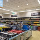 The Aldi on Plumstead Road, Norwich is reopening after undergoing a makeover Picture: Aldi