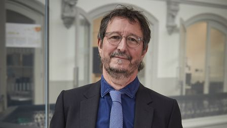 Vice-chancellor of Norwich University of the Arts, Professor John Last, has been recognised for serv