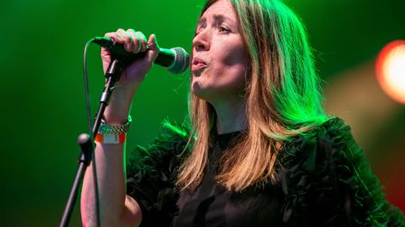 Paul Heaton & Jacqui Abbott perform at Thetford Forest Live for a second year. Picture: LEE BLANCHFL