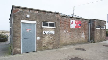 The toilet block on North Drive, Yarmouth has been saved from closure by seafront cafe owners.